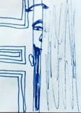 peeking in the door
